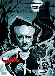 plenty of poe for halloween edgar allan poe poems art