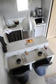 decoration des petites cuisines kitchenette pas cher déco studio cuisine côté maison