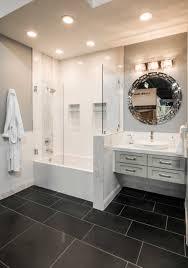 black bathroom floor tile contempo midnight tile https www