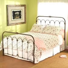 Full Size Metal Bed Frame For Headboard And Footboard Full Size Metal Headboard And Footboard 64 Cool Ideas For Metal