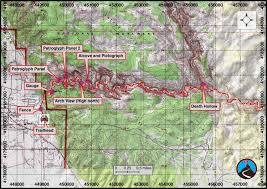 Escalante Utah Map by Hiking Upper Escalante River Escalante Road Trip Ryan