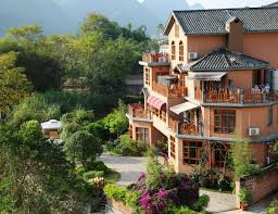The Lin Family Mansion And Garden Yangshuo Coco Garden Hotel China Booking Com