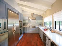 modern kitchen goodurtains ideas for make more dp kim white blue