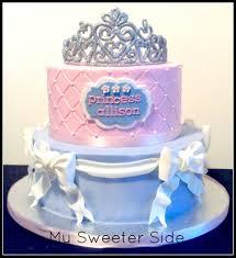 buttercream cake with fondant decorations not my original design