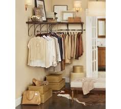 Wooden Shelf Gallery Rails by Kitchen Stylish Top 25 Best Clothes Rail Ideas On Pinterest