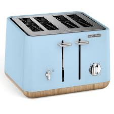 Morphy Richards Toaster Yellow Morphy Richards Scandi Azure Aspect 4 Slice Toaster Online Kg