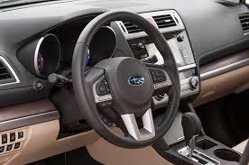 subaru outback 2016 interior 2015 subaru outback first drive motor trend