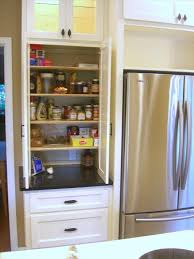 Tall Kitchen Cabinet by Beautiful Tall Kitchen Cabinet With Doors 2017 Chewykitchen Com