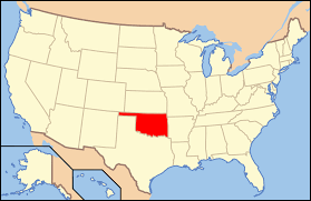 list of oklahoma state symbols wikipedia