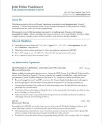 sle resume for tv journalist zahn dental catalog pdf 17 best media communications resume sles images on pinterest