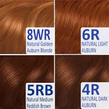 clairol nice n easy natural light auburn clairol nice n easy permanent hair dye 110 6r natural light auburn