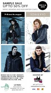 ugg sale event this toronto sale will get you up to 50 canada goose mackage