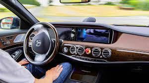 mercedes autonomous car mercedes s 500 intelligent drive autonomous driving car