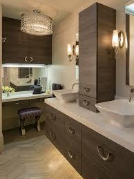 bathroom makeup vanity houzz