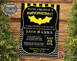 batman baby shower ideas batman baby shower invitations t87 in wonderful home designing