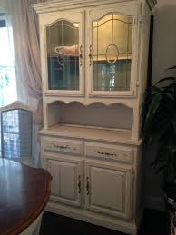 french country farmhouse style china hutch the contented house