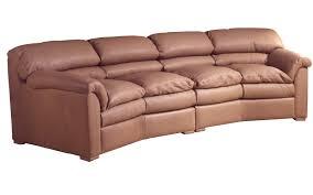Leather Conversation Sofa 4c Conversation Sofa Omnia Leather