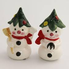 116 best christmas salt u0026 pepper shakers images on pinterest