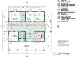 barn with living quarters floor plans floor decoration