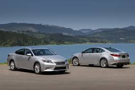 first lexus model first drive 2013 lexus es 350 es 300h car spondent