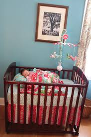 Emily Mini Crib by Mini Crib Bedding Measurements U2013 Home Blog Gallery
