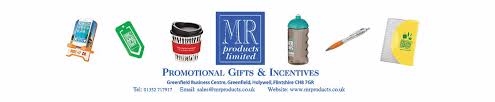 promotional merchandise from mr products ltd