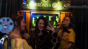 film thailand di ktv china s newest trend mini karaoke booths at shopping malls south