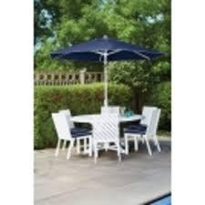 living accents oceanside dining set 7 pc garden furniture
