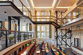 High Design Hostel Chain Has An Eye On The U S Curbed