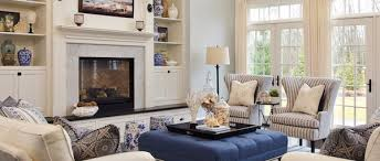 American Home Interior Design Enchanting American Home Interior - American living room design