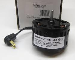 Nutone Bathroom Heater Broan Nutone Bathroom Exhaust Vent Fan Motor 86652000 Ja2b099n