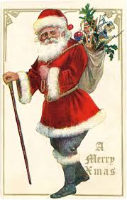 279 best santa images on pinterest father christmas vintage