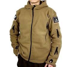 us fleece tactical jacket casual polartec thermal