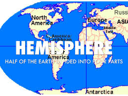 Map Of Western Hemisphere Western Hemisphere Assignment By Grace Le