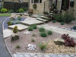 Small Front Garden Ideas Pictures Small Front Garden Design With Gravel
