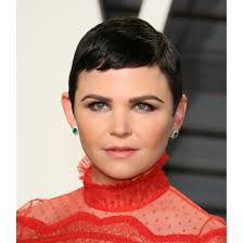 hair cut with a defined point in the back find the best haircut for your face shape allure
