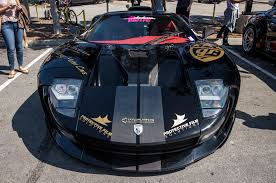 matte black maserati rich the kid the 8 hottest exotic cars at the seventh annual goldrush rally