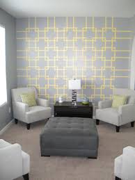 geometric wall taping it modern her tool belt painting a tutorial