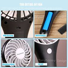 held battery operated fans personal electric fan tonyhoney mini held