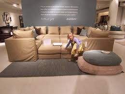 mitchell gold slipcovered sofa dr pitt all grown up dc by design blog