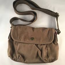 fossil fossil 1954 fabric cross shoulder bag from s