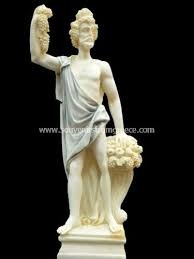 dionysus greek god statue dionysus greek alabaster statue alabaster statues greek statues