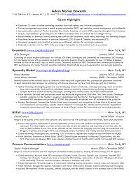 Product Manager Resumes Inspire Product Manager Resume Sample Featuring Career Highlights