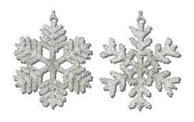 shalinindia handmade iron and glass snowflake ornaments 10