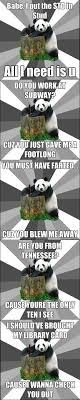 Pick Up Line Panda Meme - bad pick up line panda quotes