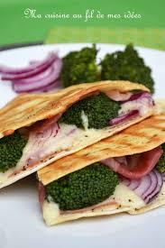 ma premi鑽e cuisine j aime beaucoup les quesadillas ce n est d ailleurs pas ma première
