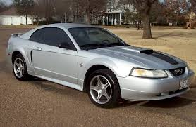silver 1999 ford mustang gt limited edition 35th anniversary coupe