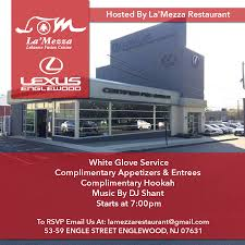 lexus englewood service entry 8 by joaopedropereira for design a flyer for facebook