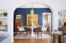 Monticello Dining Room My Favorite Non Neutral Paint Colors Emily Henderson
