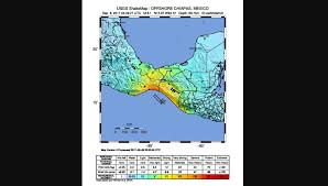 Usgs Real Time Earthquake Map California Could Be Hit By An 8 2 Mega Earthquake And It Would Be
